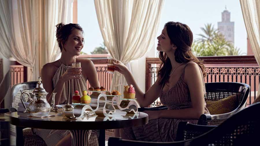 World Best Luxury Hotels Royal Mansour Marrakech Maroc