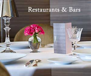 Restaurants and Bars at the Beau Rivage Palace Lausanne Switzerland - Top25Hotels.com - The World's Best Luxury Hotels