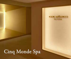 Spa Cinq Monde at the Beau Rivage Palace Lausanne Switzerland - Top25Hotels.com - The World's Best Luxury Hotels