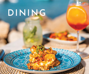 Dining and Restaurants at Twinpalms Phuket Resort Thailand