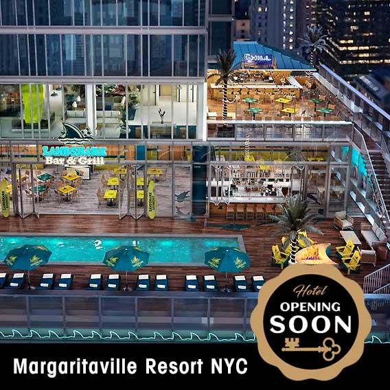 Margaritaville Resort Times Square New York