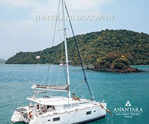 Thai Island Discovery at Anantara Mai Khao Phuket Villas Thailand